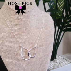 🔥Chloe + Isabel Double Teardrop Necklace